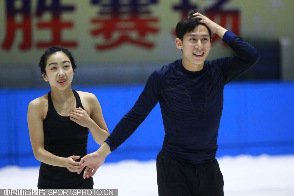 Вэньцзин Суй - Цун Хань / Wenjing SUI - Cong HAN CHN - Страница 8 DAzZ86wU0AQnWkb