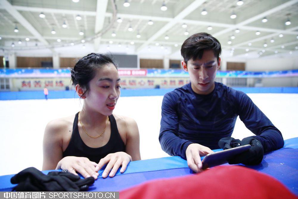 Вэньцзин Суй - Цун Хань / Wenjing SUI - Cong HAN CHN - Страница 8 DAzZMhnVoAA0yR4