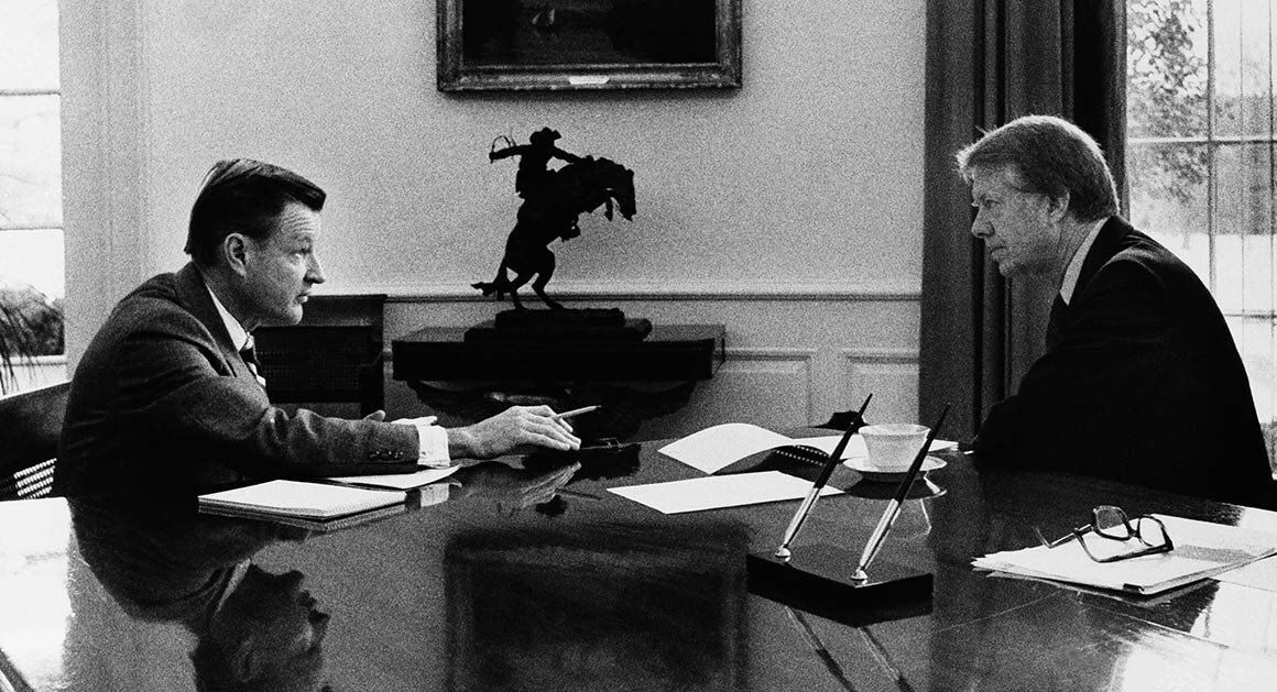 Dr. Brzezinski always had the greatest respect for President Carter and always spoke positively about him in public and private.