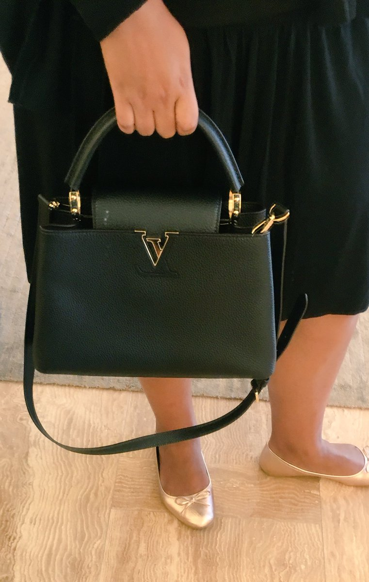 I have found the most stunning bag of my dreams today  it&#39;s expensive but I will splurge when I get the money @LouisVuitton #capucine <br>http://pic.twitter.com/vfqfC0V78y