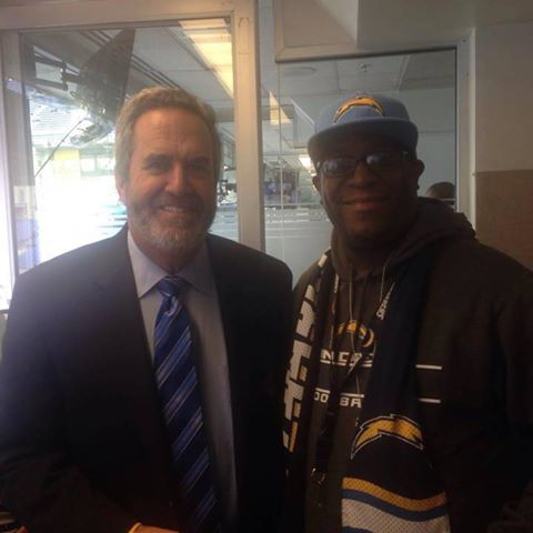 Remessageed James Ebo ( Happy Birthday to Chargers Hall of Fame QB Dan Fouts