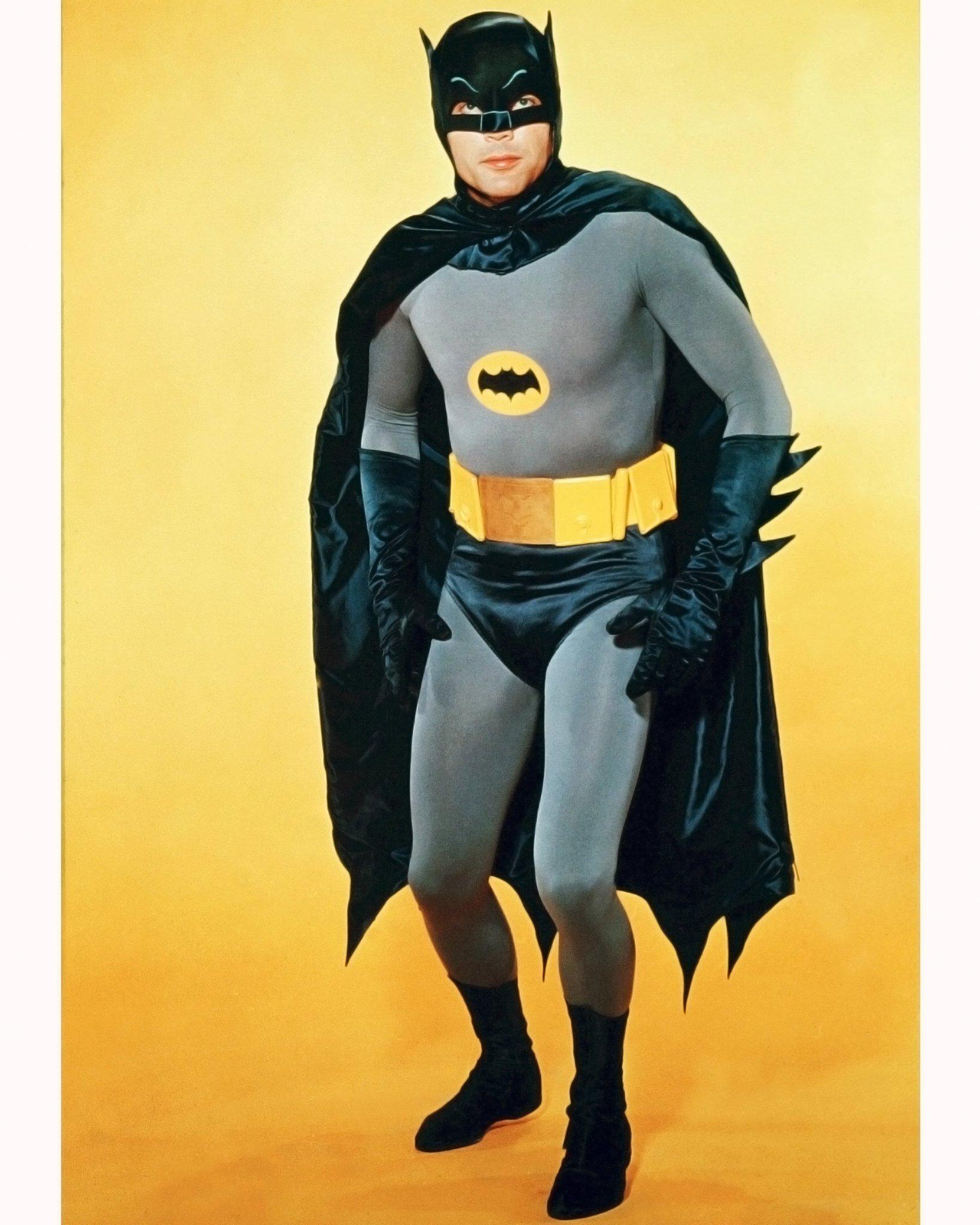 Thumbnail for 'Batman' star Adam West dies at 88