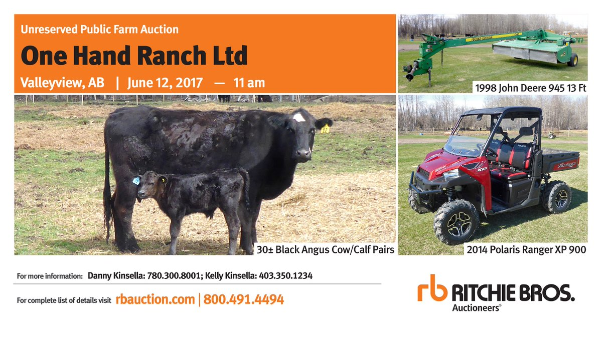 Ritchie Bros  Ag on Twitter: