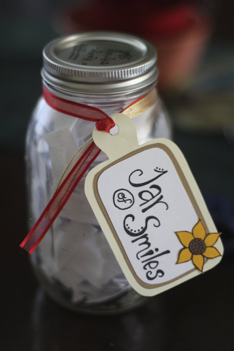 "Quotes Jar Tameside Council On Twitter ""fill A Jar With Inspirational And"