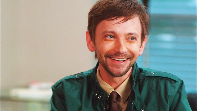 Happy birthday, DJ Qualls! You are epic all year \round.