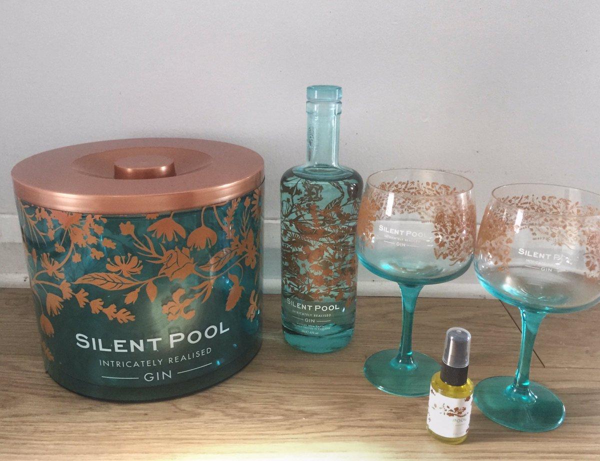 The little gin tin littlegintinltd twitter - Silent pool gin ...