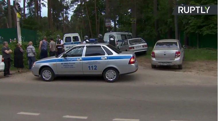 RUSIA: 4 muertos y varios heridos ocasionó pistolero solitario cerca