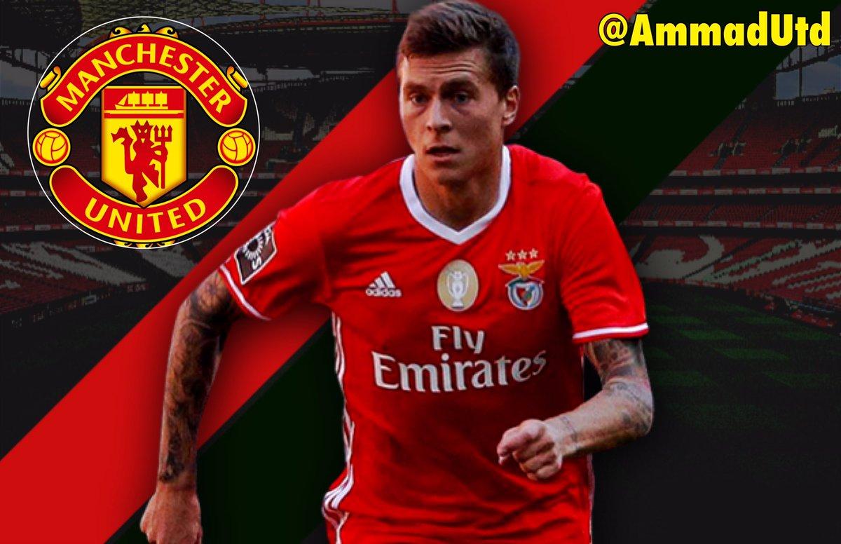 Manchester United Datangkan Victor Lindelof Dari Benfica