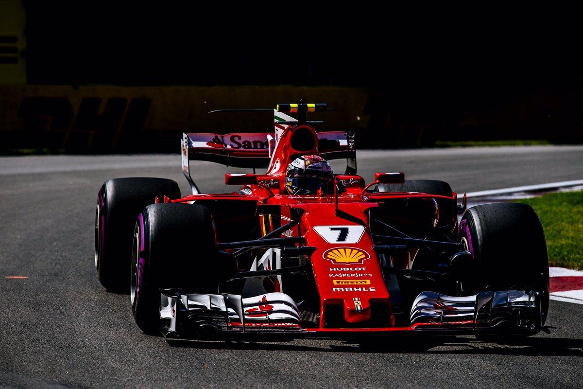 Kanadai Nagydíj: Hamiltoné a pole, Kimi csak negyedik