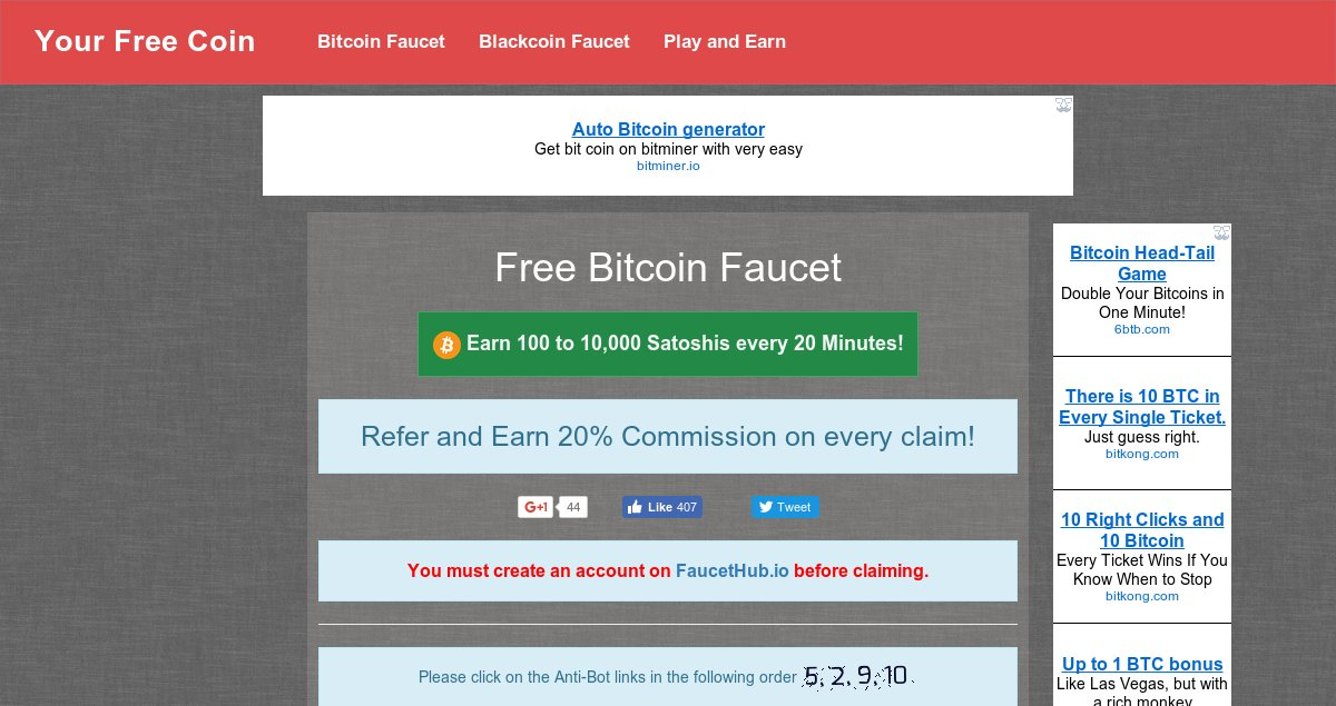 Bitcoin Faucet Rotator Script Free Ethereum Classic Mining Guide Windows