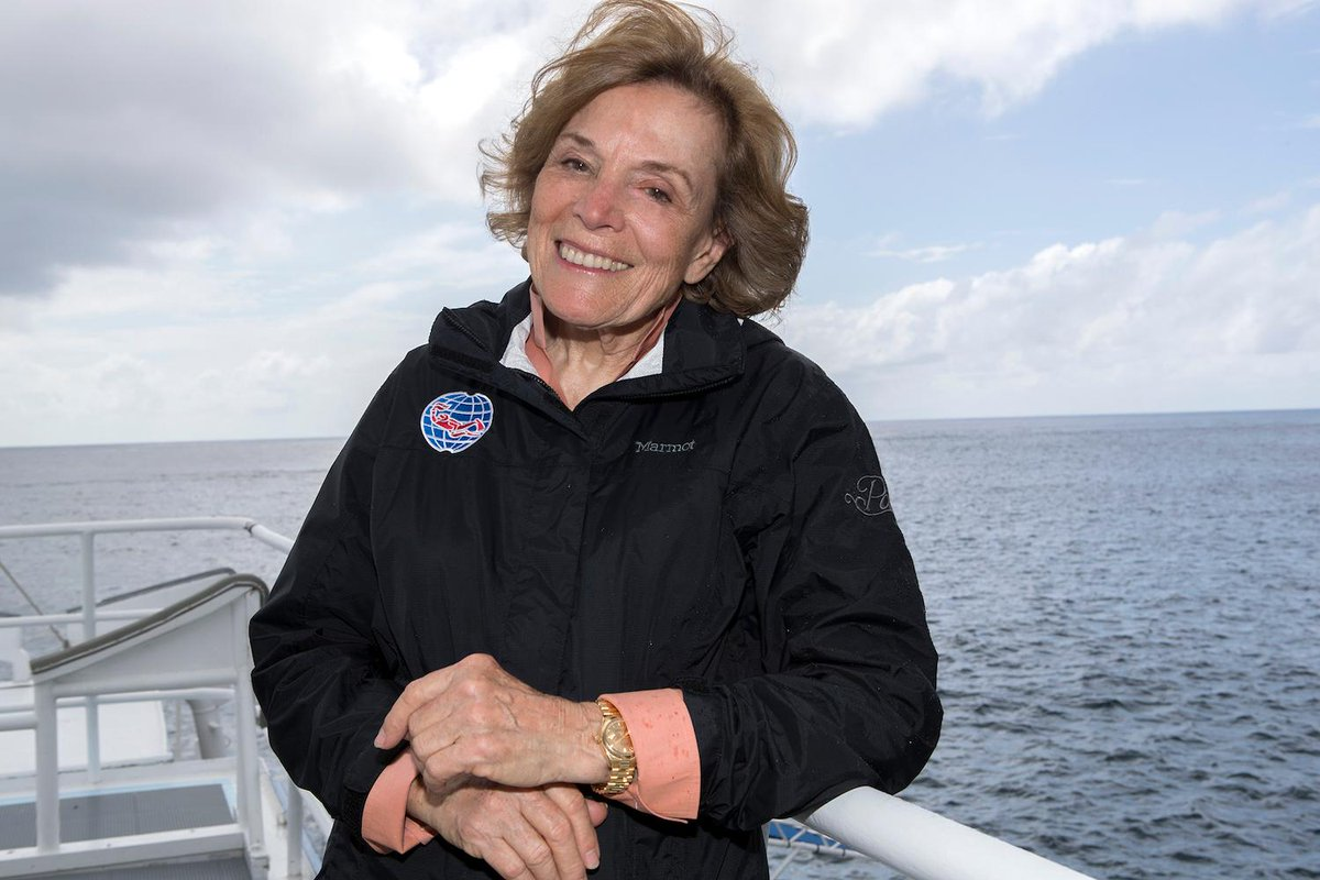 &quot;Divers know why the ocean matters.&quot; -@SylviaEarle talks @MissionBlue from Cocos Island #HopeSpot:  http:// padi.co/9YAmOC  &nbsp;   #padi4change<br>http://pic.twitter.com/VYWfr9dj5y