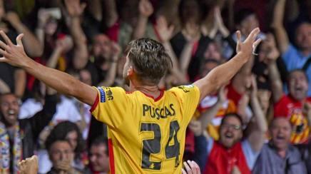 Benevento in Serie A
