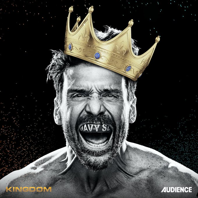 Last name ever, first name greatest Happy birthday to the King himself, Frank Grillo!