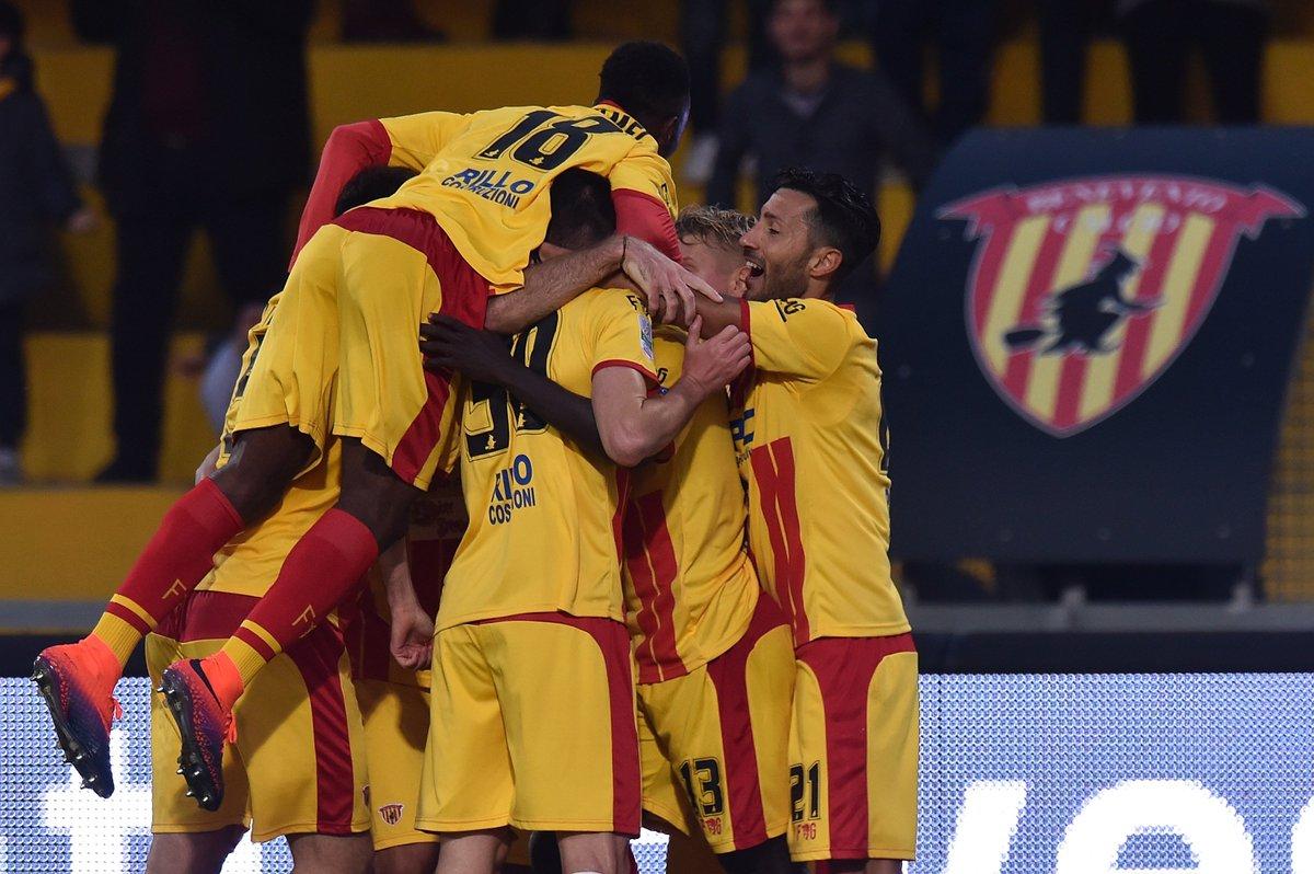 Benevento dei miracoli: in due anni da LegaPro a Serie A. Guarda il gol di Puscas