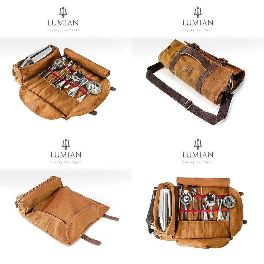 Lumian Bar Tools On Twitter Roll Up Bag Atena New 2017 The Beautiful Things Imagined Deserve To Be Created Discover