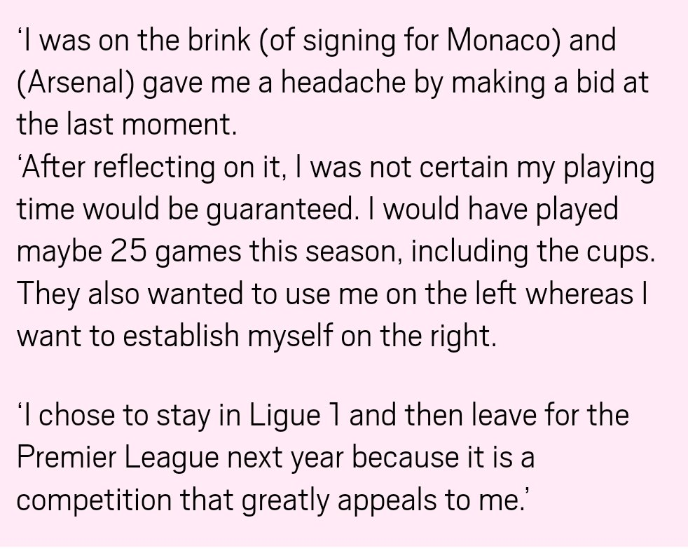 Dean On Twitter Djibril Sidibe May Have Given A Little Hint To His