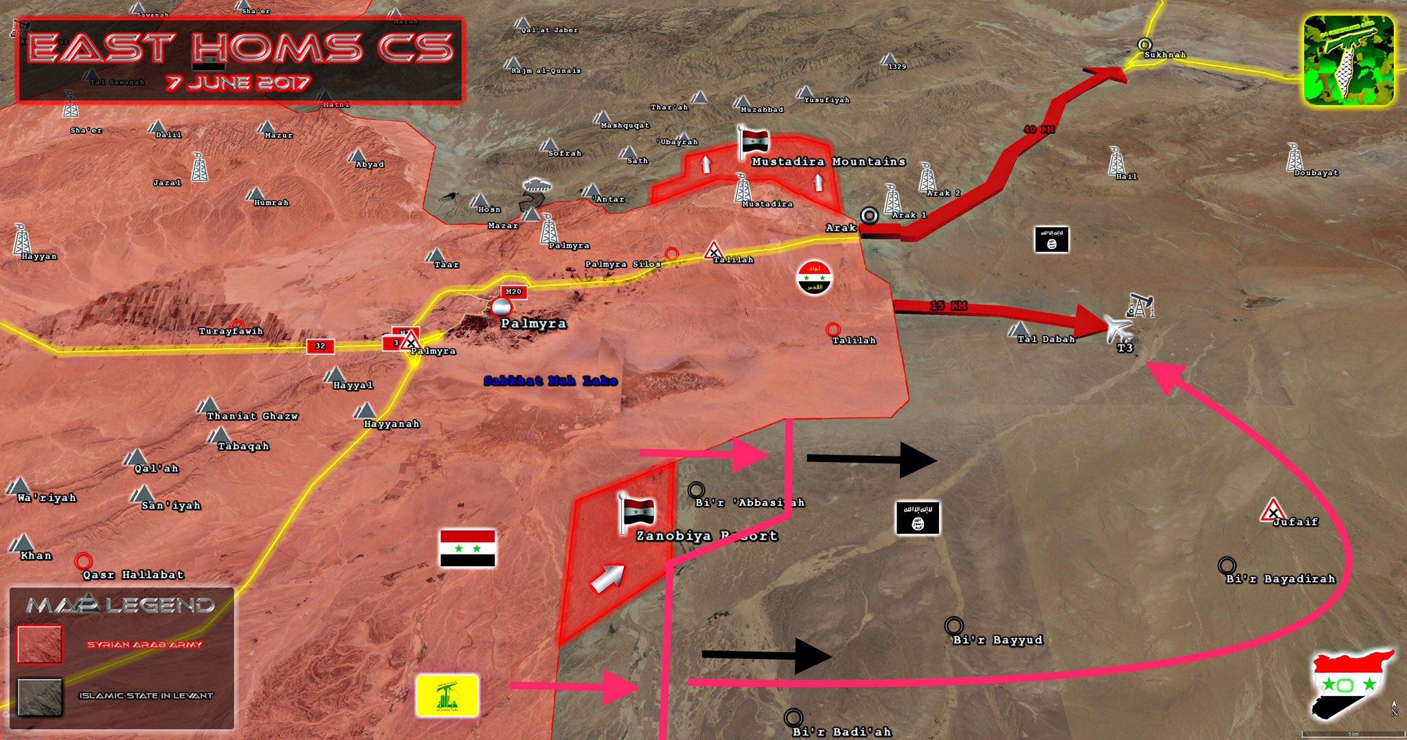 Syrian War: News #13 - Page 23 DB0R5KcXsAAt1LW
