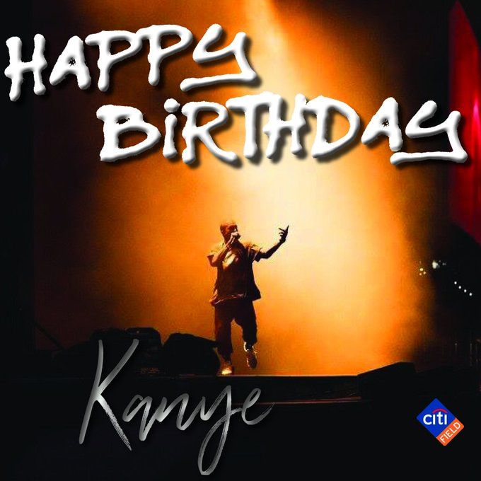Join us in wishing 2016 performer Kanye West a Happy Birthday!