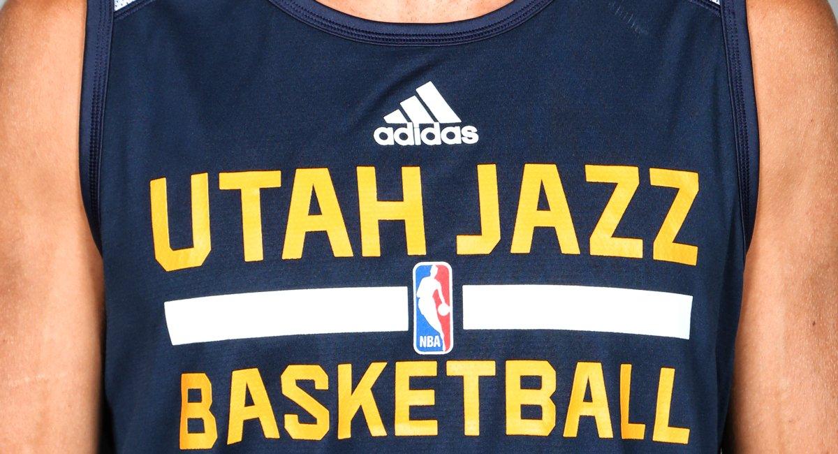 sports shoes 52e22 5c770 Utah Jazz on Twitter: