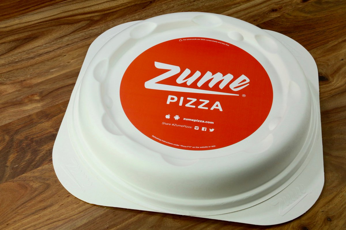 Zume Pizza On Twitter Vote For Our Pizzapod For The Core77awards