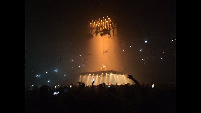 Happy birthday Kanye West. Can\t wait to hear the music you\ll make in your next 40 years.