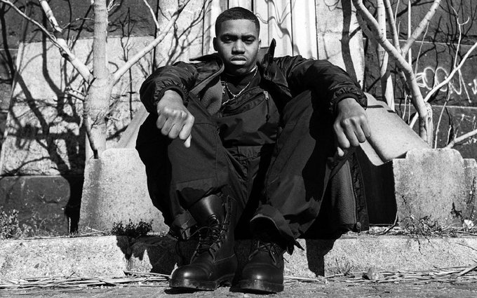 Happy birthday! Nasir Jones
