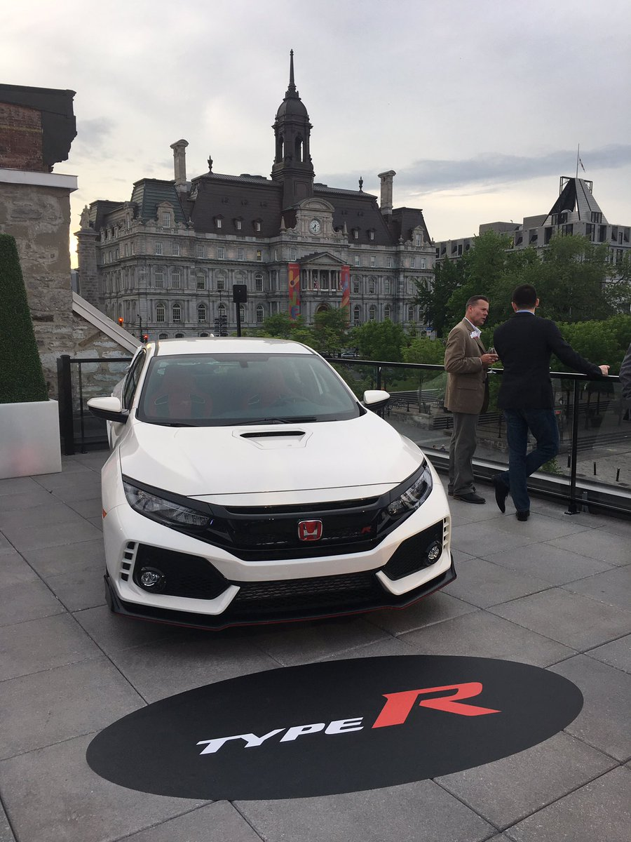 Temple Of Vtec >> Temple Of Vtec On Twitter We Did It The Civic Type R Is