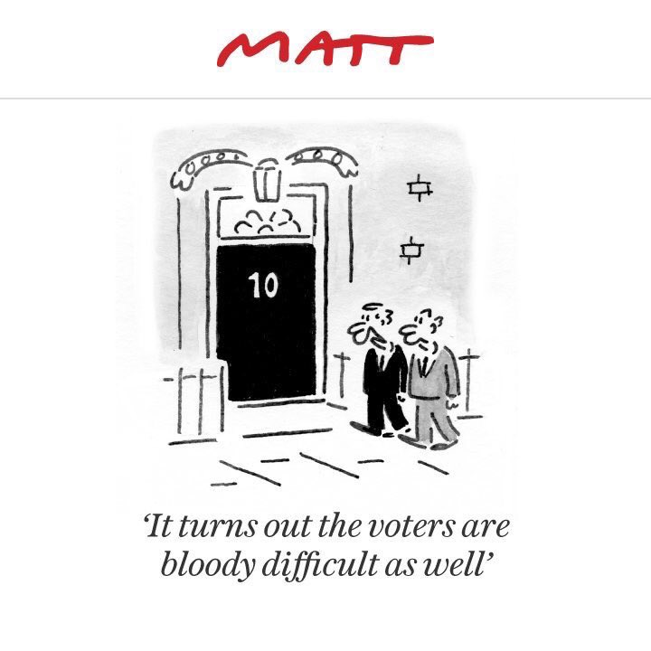Yes. The man is a genius. #Matt #GE2017 https://t.co/sICuioibcC