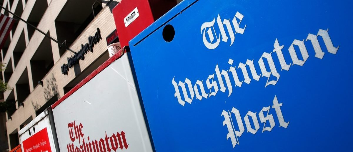 Washington Post Falsely Claims Comey 'Laid Out' An Obstruction Of Justice Case https://t.co/no61yTkpgy