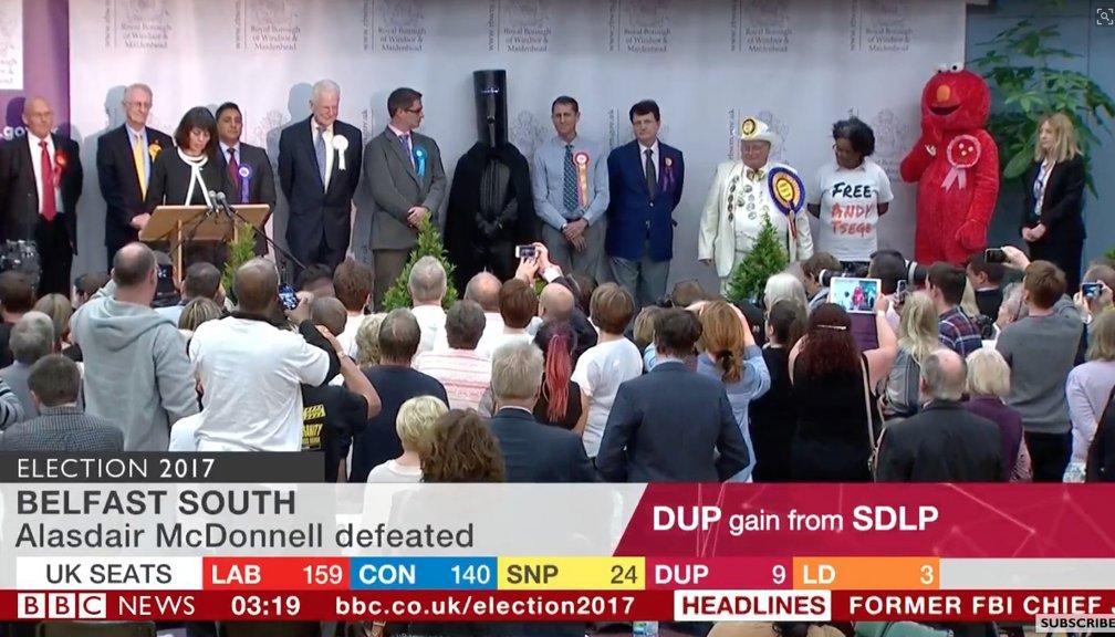 British democracy in one photo