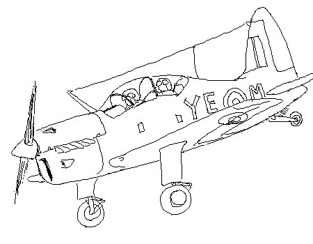 お絵描き掲示板時代のやつなら結構あるぞ。  #俺の飛行機を見ろ