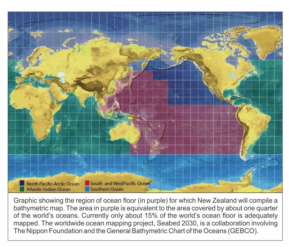 seabed2030 hashtag on Twitter on lake floor mapping, deep sea mapping, ocean mapping activity,