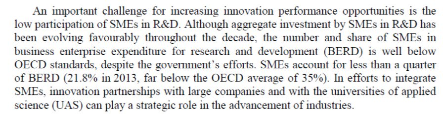 &quot;The Universities of Applied Science (UAS) can play a strategic role in the advancement of industries.&quot; #UAS #RDI #Solution #OECDreviewFIN<br>http://pic.twitter.com/sbHEqo5rDW