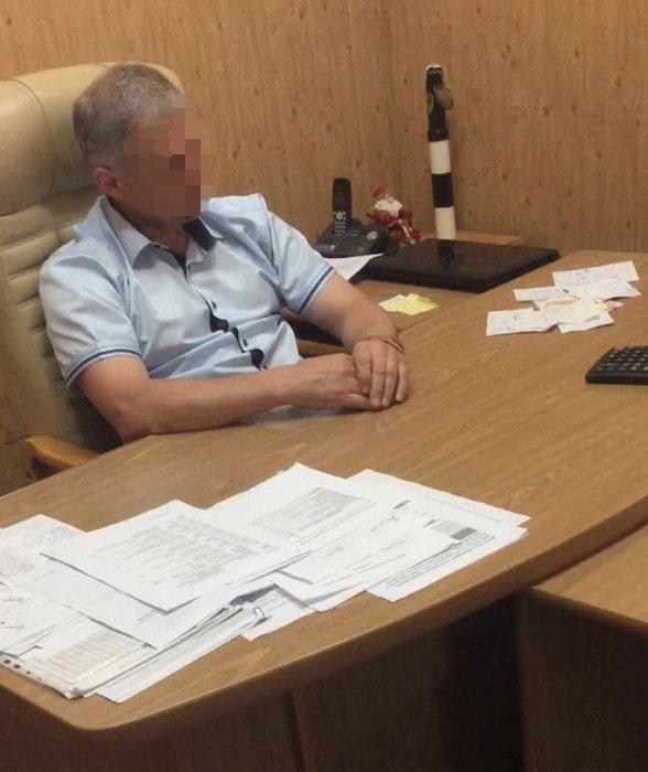 У Черкасах СБУ викрила на хабарі керівника держпідприємства МВС