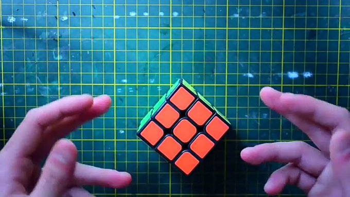 How to Solve the Rubik's cube! universal solution