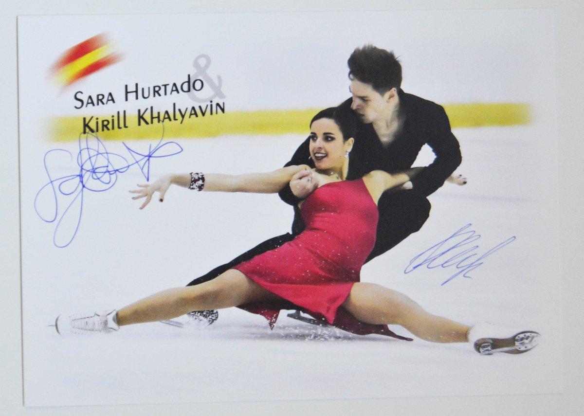 Сара Уртадо-Кирилл Халявин / Sara HURTADO - Kirill KHALIAVIN ESP  - Страница 17 DB3zIYRVoAATwA7
