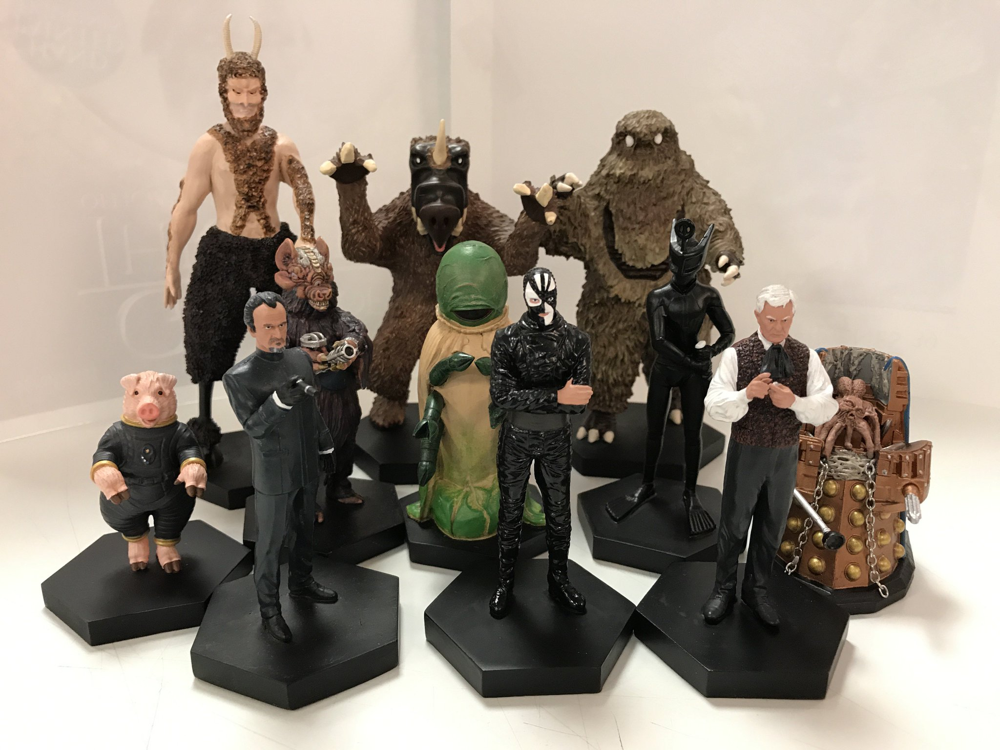 Eaglemoss collection in pictures, Monsters  & villains only DB3zs9bU0AE84wG