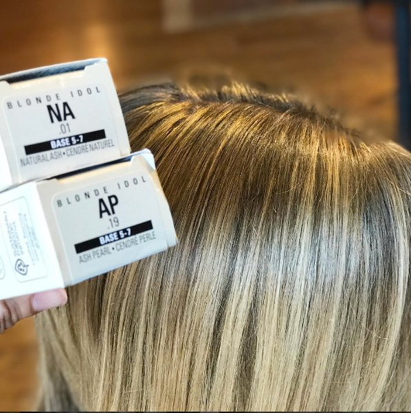 Posh The Salon On Twitter Great Results With Blonde Idol High Lift No Toner Perfect Color From Missy Babylights Blondeidol Redken Durhamstylist Poshthesalon Https T Co 9hevap2x1m