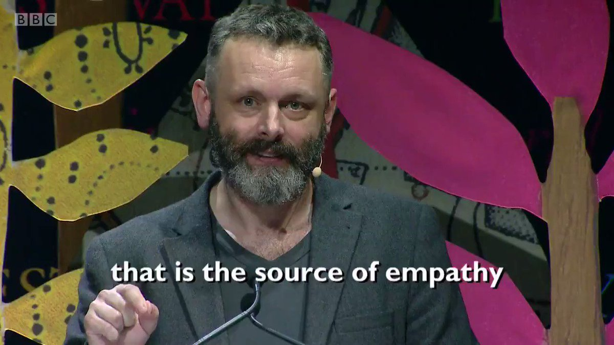 Watch an impassioned @michaelsheen speak on the importance of empathy  as part of his speech on Aneurin Bevan #Hay30 https://t.co/3yQLbQqZPu