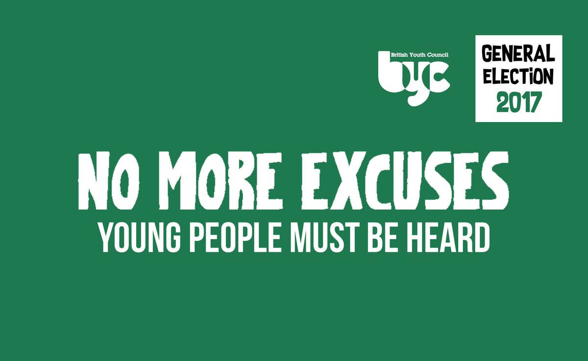 No more excuses: Young people must be he...