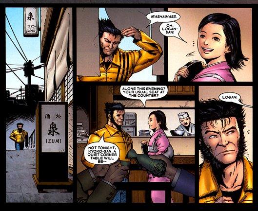 Wolverine Irashaimase