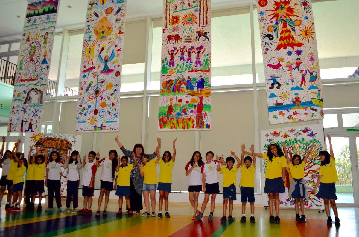 Oberoi International School on JumPic com