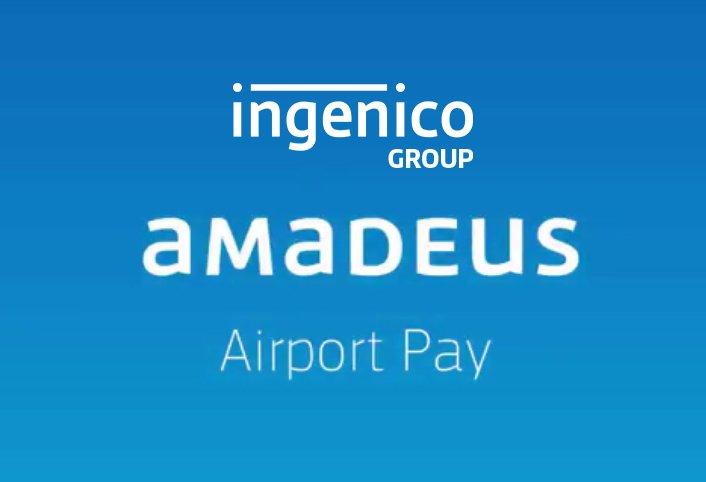Αποτέλεσμα εικόνας για Amadeus Airport Pay