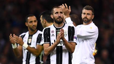 #Juve, #Chiellini after #Cardiff: &quot;Back to the final in 2018. And #Bonucci remains&quot;  http:// rosea.it/77cc85d6LO  &nbsp;  <br>http://pic.twitter.com/XoWpbxVR8C