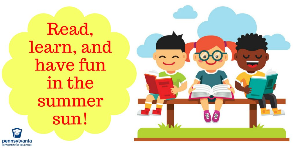 PA Department Of Education On Twitter Dear Pennsylvania Students And Teachers Have A Safe Happy Summer Vacation Sincerely PDE
