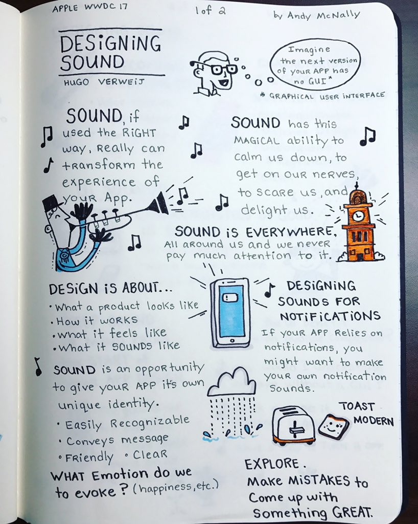 Designing Sound Wwdc
