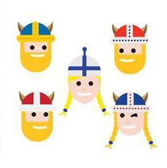 Nordic cooperation is strong here at the UN. Today new #FINemoji was launched to present the #NordicFamily