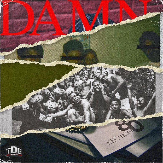 Happy 30th Birthday Kendrick Lamar. Not a bad discography so far.... :