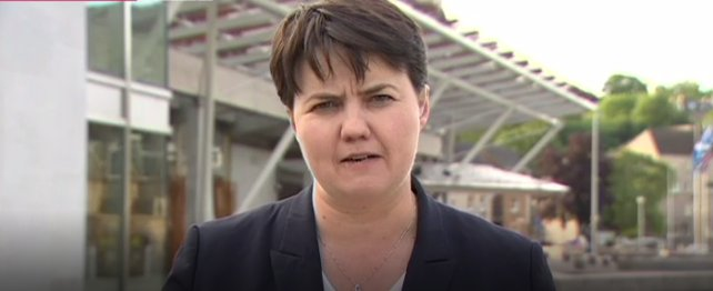 NEW: Ruth Davidson demands Theresa May presses DUP on LGBT rights https://t.co/N9OSv356GL