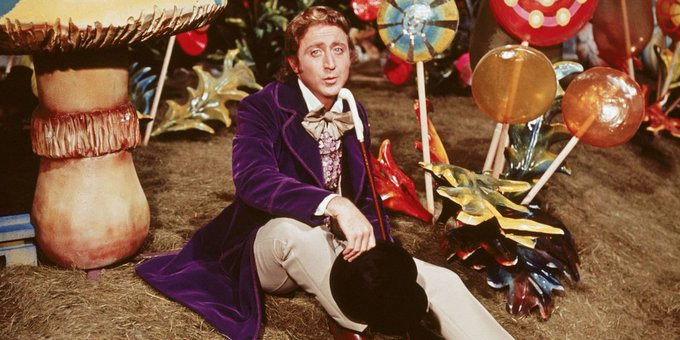 Happy birthday to the late, great Gene Wilder.  HYPEBEAST